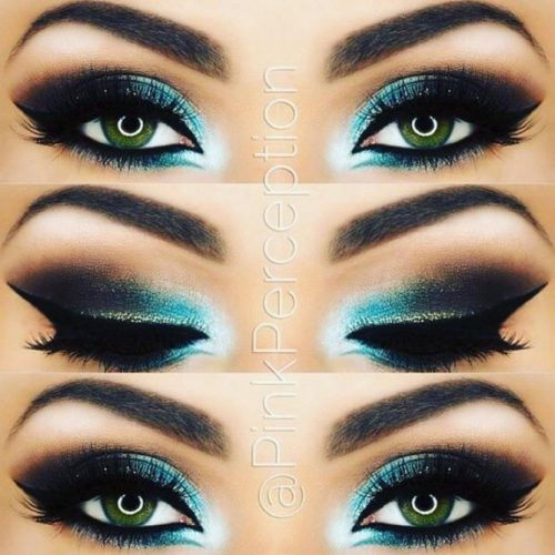 Perfect Ideas For Dark Green Eyes picture 1
