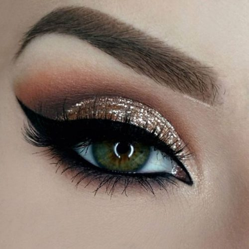Inspiration For Ladies With Dark Green Eyes picture 1