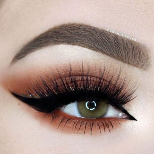 Inspiration For Ladies With Dark Green Eyes picture 2
