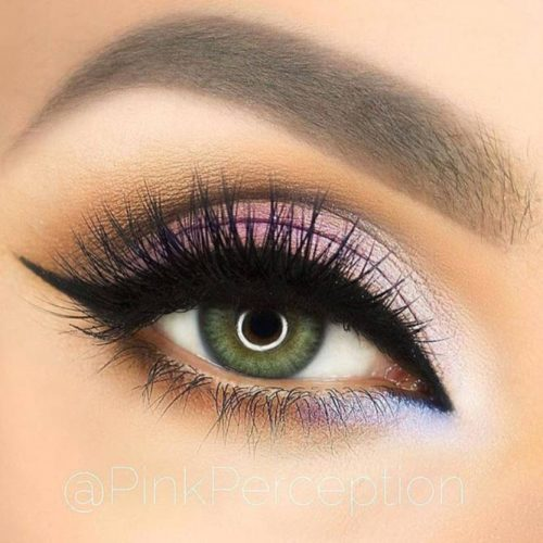 Inspiration For Ladies With Dark Green Eyes picture 3