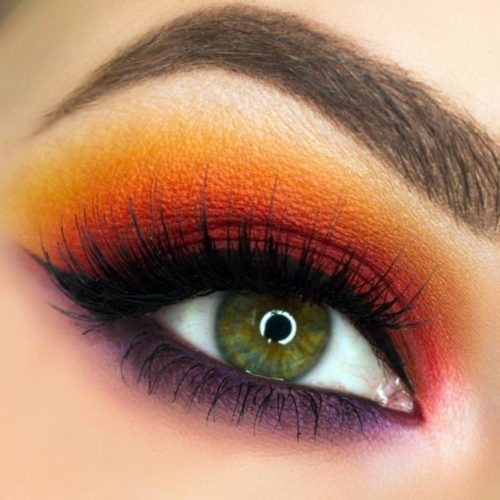 Inspiration For Ladies With Dark Green Eyes picture 5