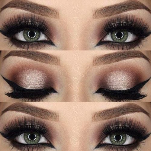 Perfect Ideas For Dark Green Eyes picture 2