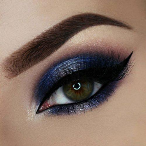 Chic Dark Green Eyes picture 3
