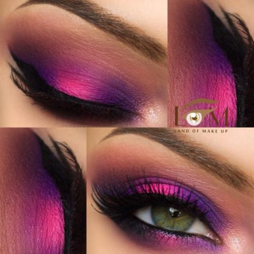 Sexy Makeup For Dark Green Eyes picture4