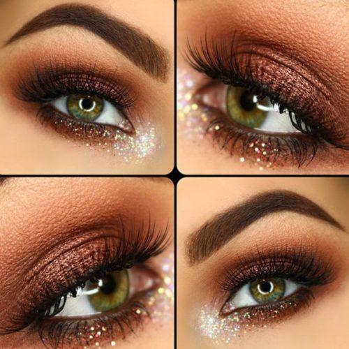 Beautiful Dark Green Eyes picture1