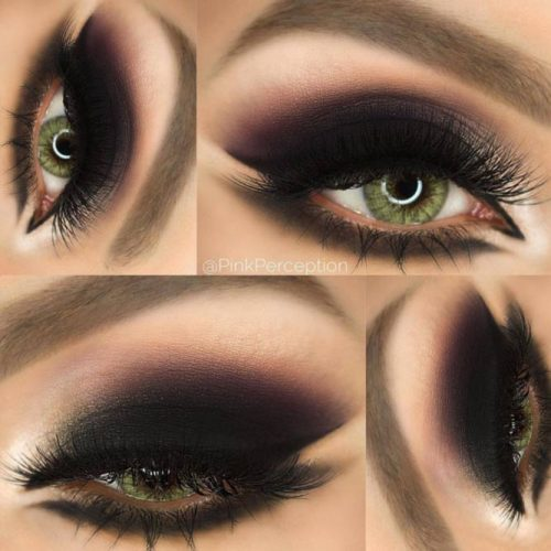 Beautiful Dark Green Eyes picture2