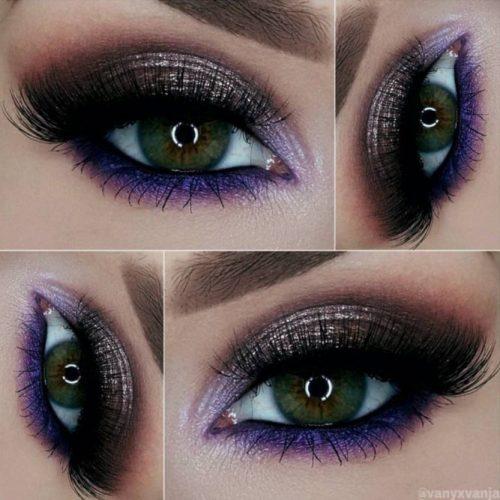 Beautiful Dark Green Eyes picture4