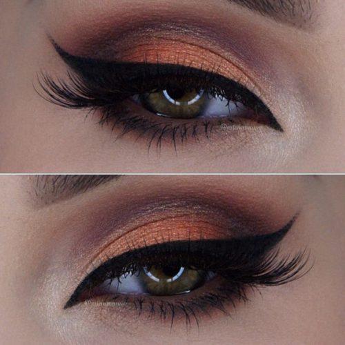 Incredible Dark Green Eyes picture 2