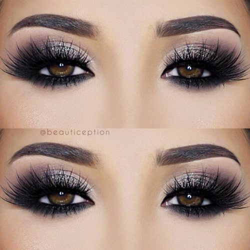 20 MOST ATTRACTIVE MAKEUP IDEAS FOR DARK GREEN EYES
