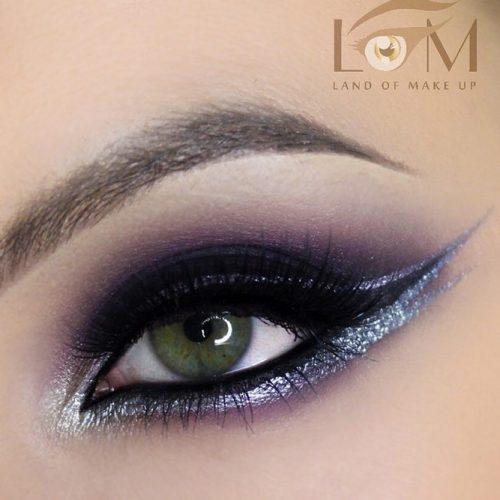Chic Dark Green Eyes picture 2