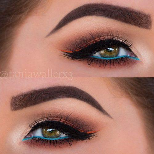 Incredible Dark Green Eyes picture1