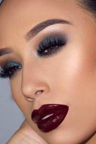 Trendy Maroon Lipstick picture6