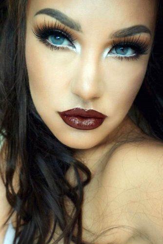Chic Maroon Lipstick picture6