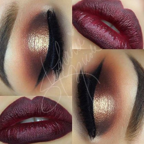 Incredible Maroon Lipstick picture4