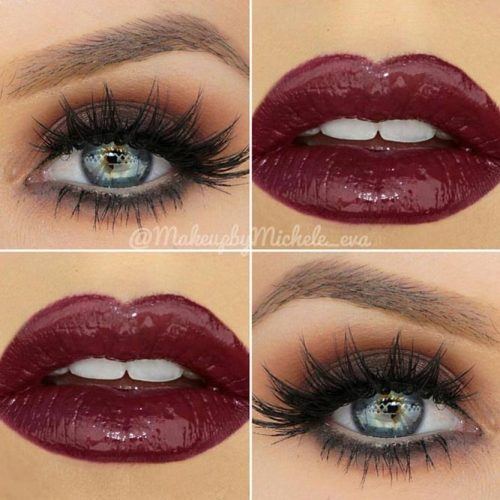 Incredible Maroon Lipstick picture5