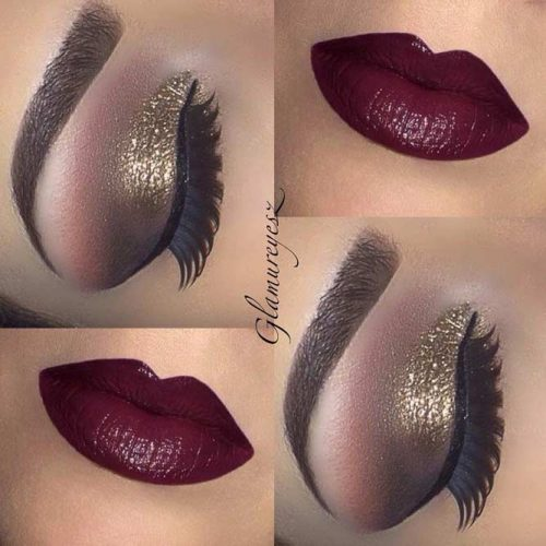 Incredible Maroon Lipstick picture6