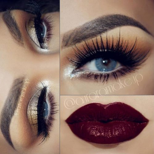 Beautiful Maroon Lipstick picture4