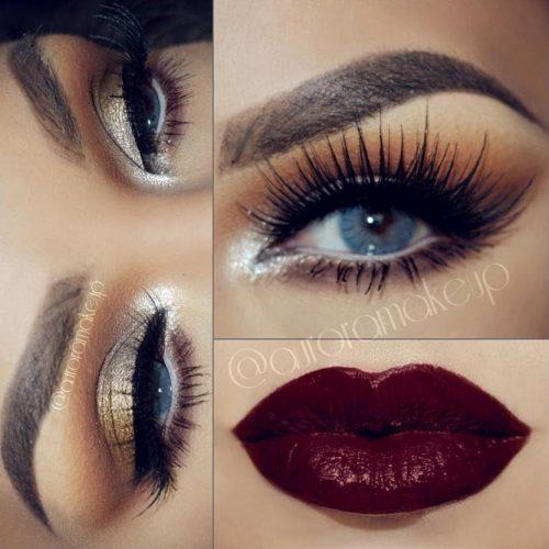 Beautiful Maroon Lipstick picture4