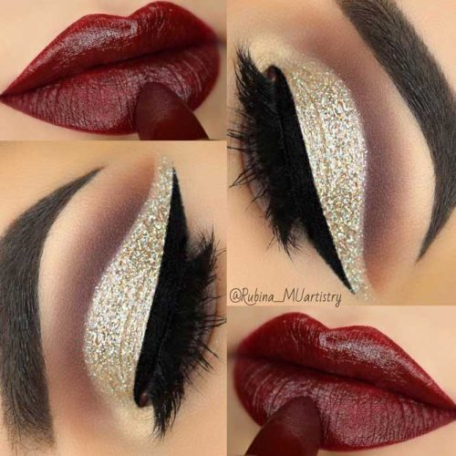 Beautiful Maroon Lipstick picture5