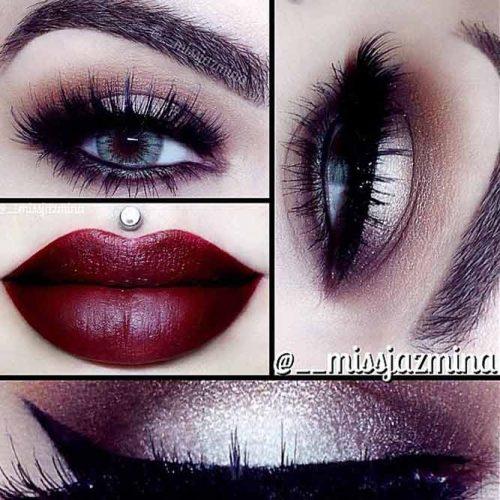 Beautiful Maroon Lipstick picture6