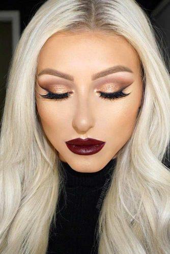 Trendy Maroon Lipstick picture2