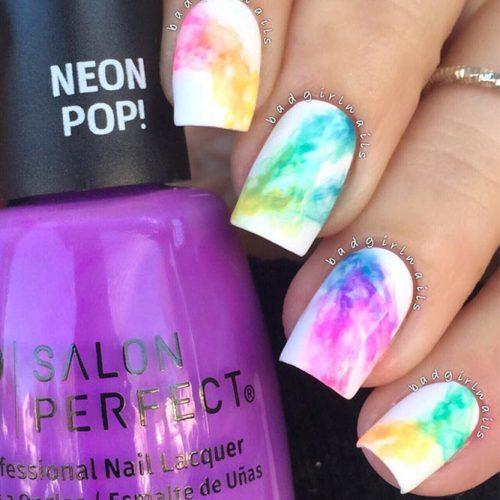 Neon Rainbows