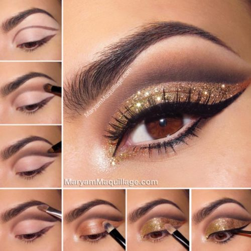 Sexy Eyes Makeup DIY picture1