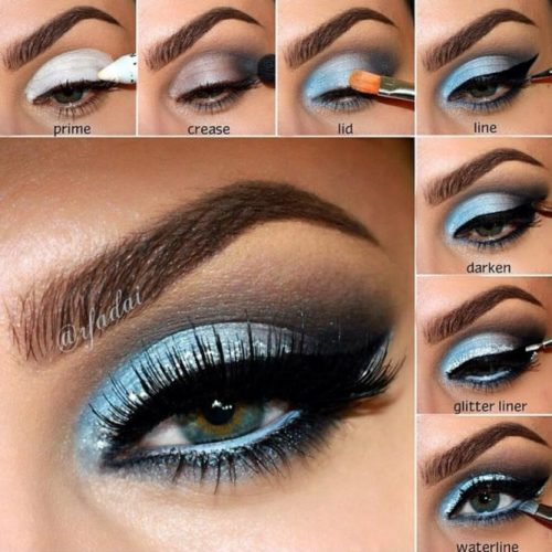Sexy Eyes Makeup DIY picture2