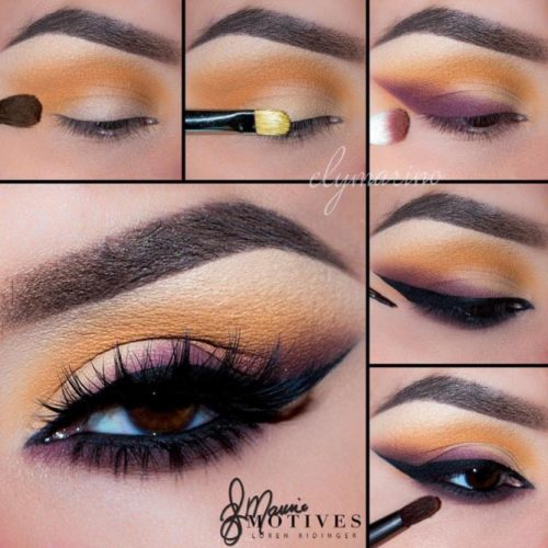 Sexy Eyes Makeup DIY picture3