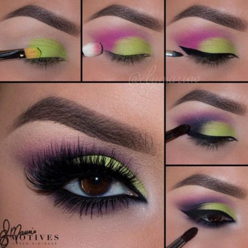 Sexy Eyes Makeup DIY picture4