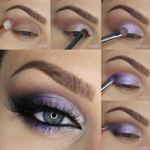 Sexy Eyes Makeup DIY picture6