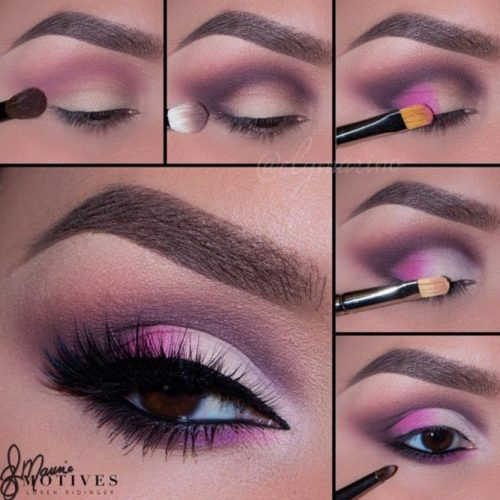 Sexy Eyes Makeup DIY picture5