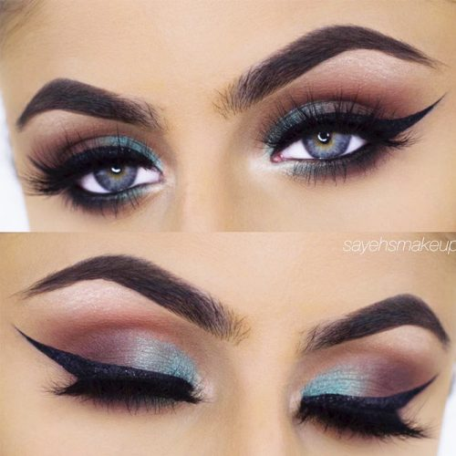 Glam Sexy Makeup Ideas picture 4