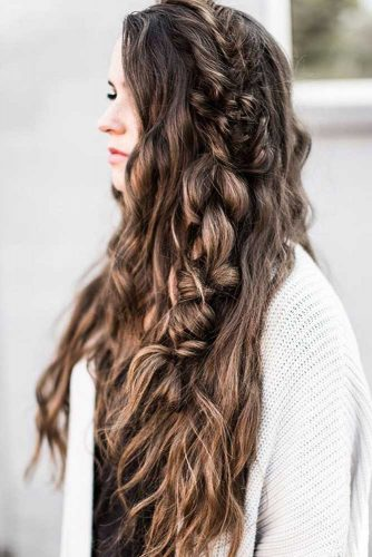 Cute Braid Hairstyles Ideas picture 1