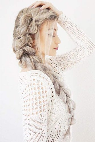 Chick Side Braid Ideas for Your Special Occasion picture 5