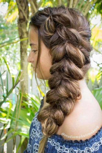Some Cute Braided Hairstyles for You picture 1