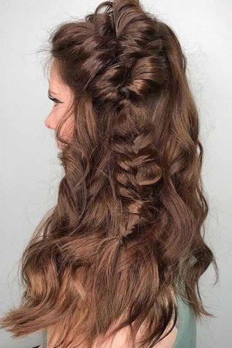 Cute Braid Hairstyles Ideas picture 2