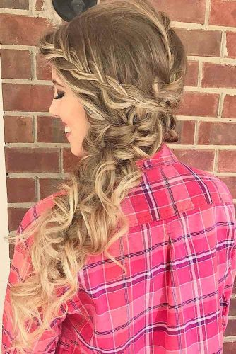 Some Cute Braided Hairstyles for You picture 2