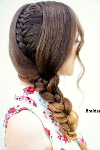 Some Cute Braided Hairstyles for You picture 4