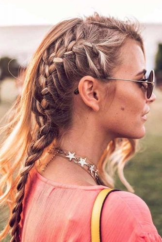 Some Cute Braided Hairstyles for You picture 6