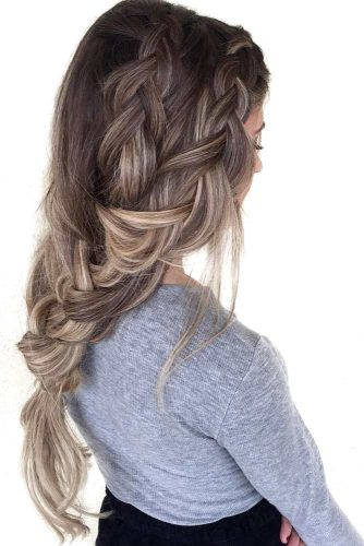 Messy and Beautiful Braids picture 4