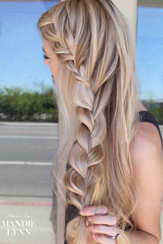 Cute Braid Hairstyles Ideas picture 5