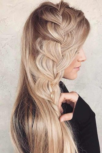 Cute Braid Hairstyles Ideas picture 6