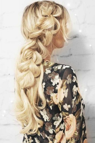 Chick Side Braid Ideas for Your Special Occasion picture 2