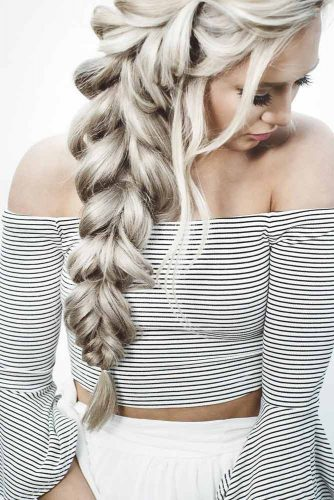 Chick Side Braid Ideas for Your Special Occasion picture 3