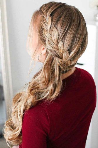 Chick Side Braid Ideas for Your Special Occasion