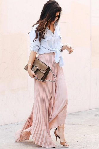 Brunch Outfit Ideas with a Skirt picture 3