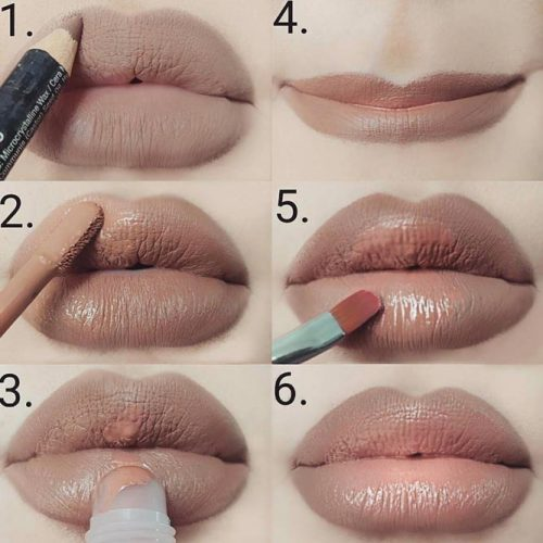 How to Apply Lipstick in Light Tones picture1