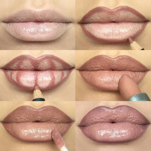 How to Apply Lipstick in Light Tones picture6