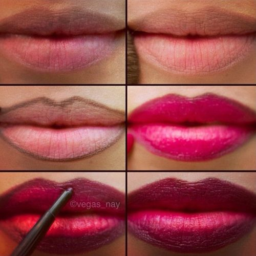 How to Apply Lipstick to Look Glamorous picture6